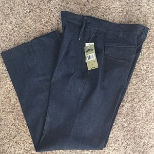 NWT Women's denim  trousers